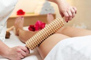 Cellulite massage techniques
