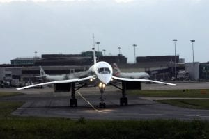 fun facts about Concorde