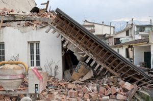 Earthquake facts