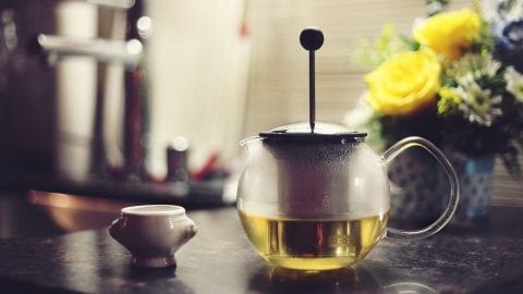facts about herbal tea