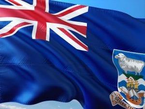 The International Falklands Islands Flag