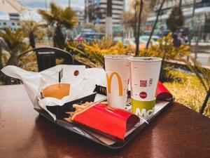 McDonald's Nutrition