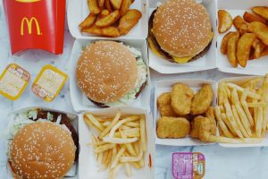 McDonald's Fast Food Nutrition