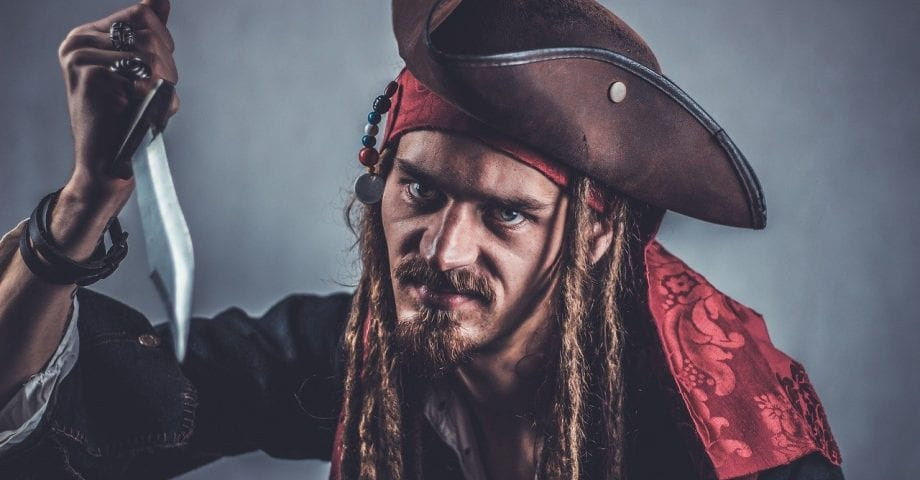 Fun facts about Pirates