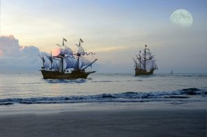 interesting facts about pirates