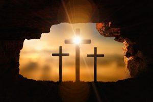 Three Crosses - A Symbol of Christ's Resurrection