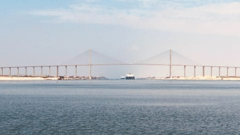 Facts about the Suez Canal