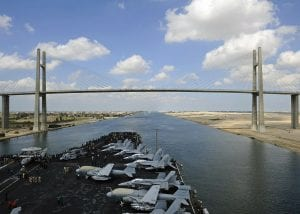 Interesting Facts about the Suez Canal