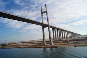 Fun Facts about the Suez Canal
