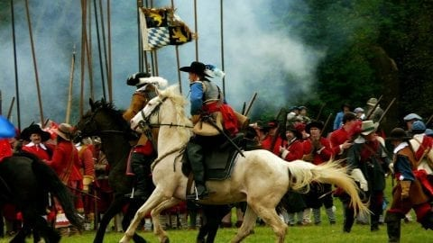 Facts about The English Civil War