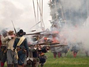 English Civil War Facts