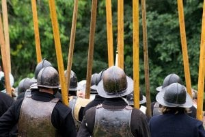 Fun Facts about the English Civil War
