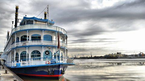 Louisiana Mississippi Boat